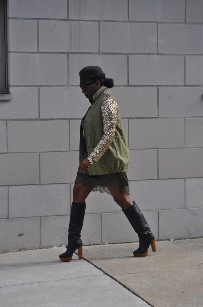 She Slays: The One with the Army Green