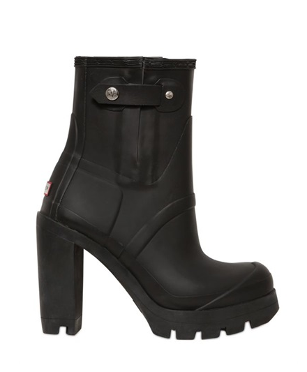Hunter High Heeled Boots