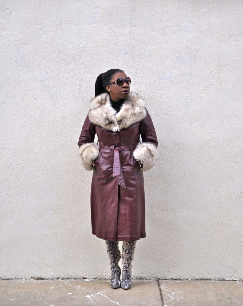 She Slays: The One With Those Boots and That Coat