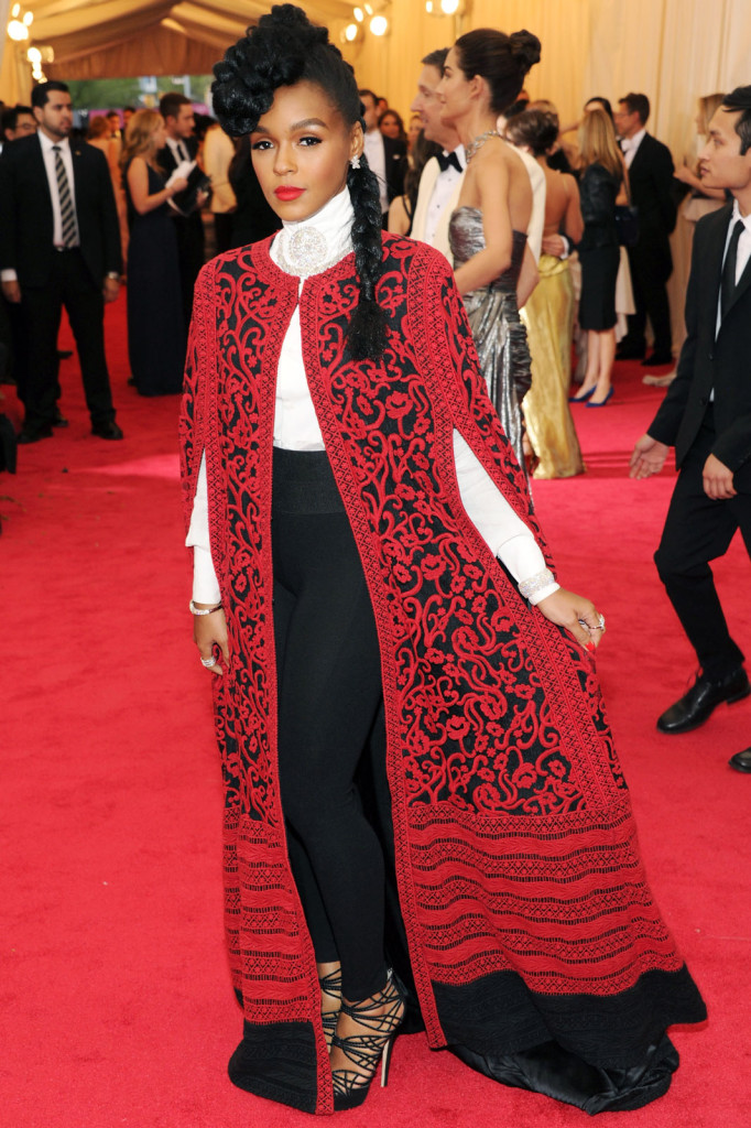 Janelle Monae - Met Gala - She Slays
