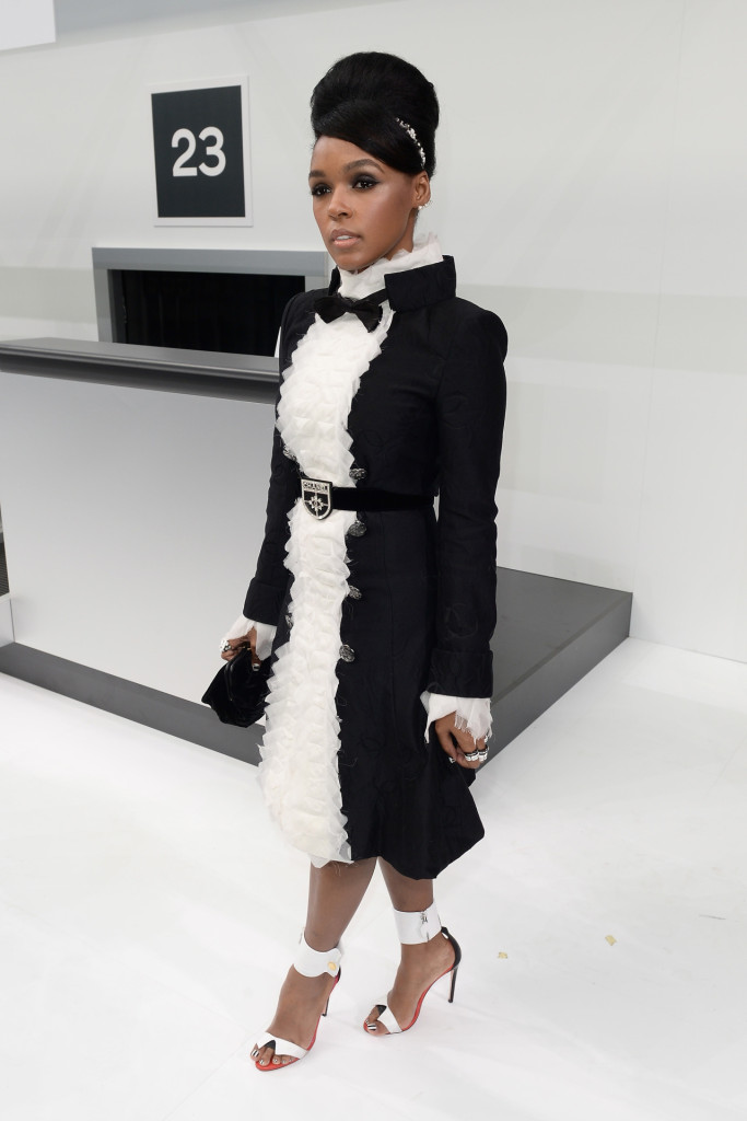 Janelle Monae, Chanel Show, She Slays